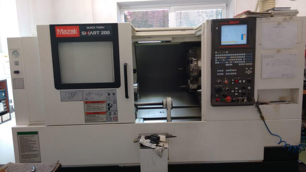 MAZAK QT SMART 200 -500C